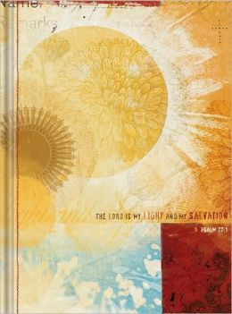 The Lord Is My Light Bound Lined Journal (5