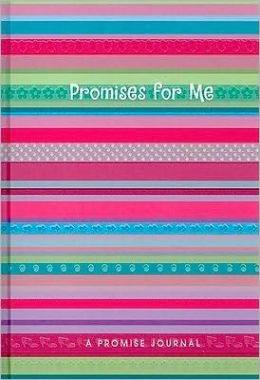 Promises for Me Bound Lined Journal 5X7