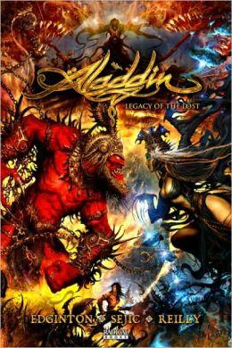 Aladdin, Volume 1: Legacy of the Lost