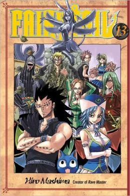 Fairy Tail, Volume 13