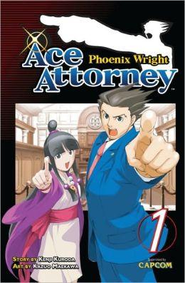 Phoenix Wright: Ace Attorney, Volume 1