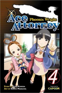 Phoenix Wright: Ace Attorney, Volume 4