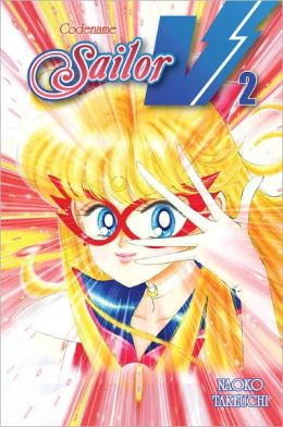 Codename Sailor V, Book 2
