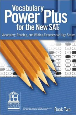 Vocabulary Power Plus for the New SAT - Book Two