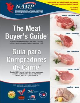 The Meat Buyer's Guide English/Spanish Version R