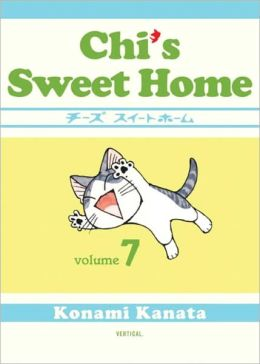 Chi's Sweet Home, Volume 7