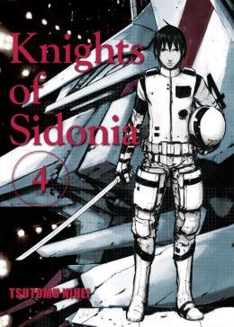 Knights of Sidonia, volume 4