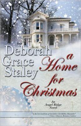 A Home For Christmas (Angel Ridge Series #2)