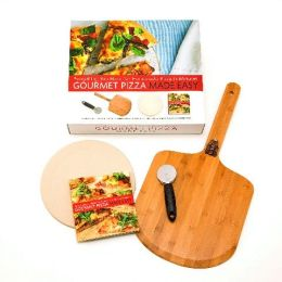 Gourmet Pizza Made Easy: Everything You Need for Homemade Pizza in Minutes!