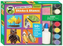 Super Simple Crafts: Sticks and Stones
