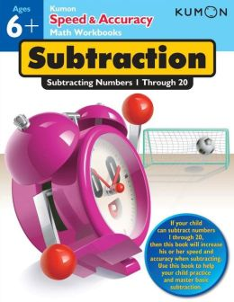 Speed & Accuracy: Subtracting Numbers 1-9