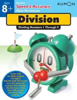 Speed & Accuracy: Dividing Numbers 1-9