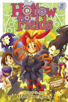 Hollow Fields, Volume 3