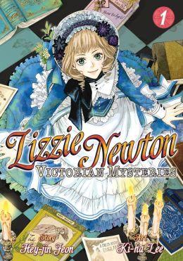 Lizzie Newton: Victorian Mysteries, Volume 1