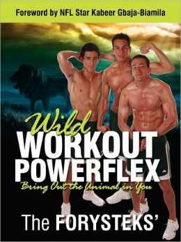 Wild Workout PowerFlex: Bring Out the Animal in You!