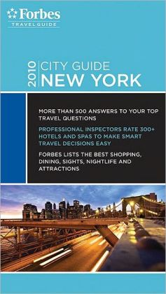 Forbes City Guide New York 2010