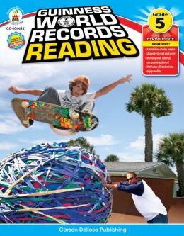 Guinness World Records Reading: Grade 5