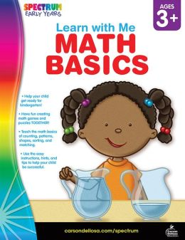 Learn with Me: Math Basics Ages 3+