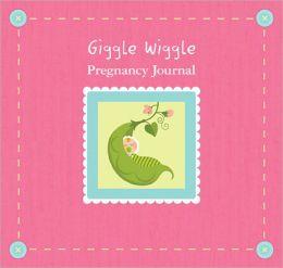 Giggle Wiggle Pregnancy Journal & Keepsake