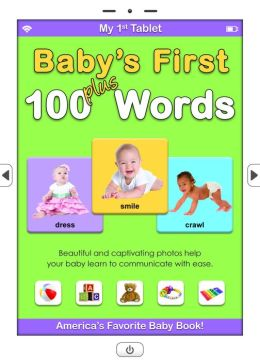 My 1st Tablet: Baby's First 100 Plus Words