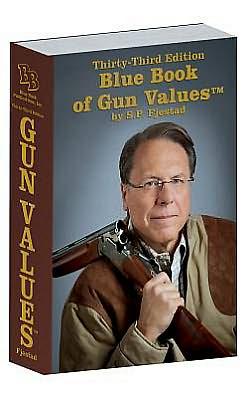 33rd Edition Blue Book of Gun Values