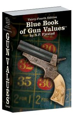 Blue Book of Gun Values, 34th Edition