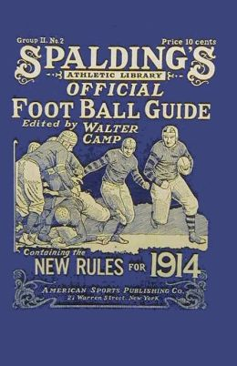 Spalding's Official Football Guide For 1914