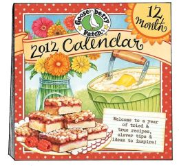 2012 Gooseberry Patch Wall Calendar