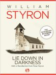 Book Cover Image. Title: Lie Down in Darkness, Author: William Styron