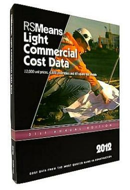 2012 Light Commercial Cost Data