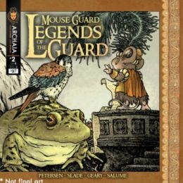 Mouse Guard: Legends of the Guard, Volume 2