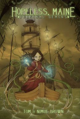 Hopeless, Maine, Volume 1: Personal Demons