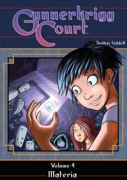 Gunnerkrigg Court, Volume 4: Materia