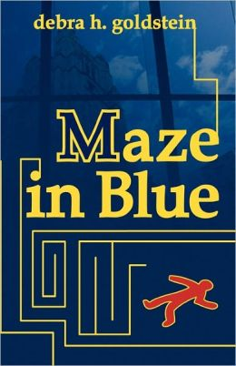 Maze In Blue