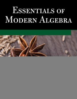 Essentials of Modern Algebra