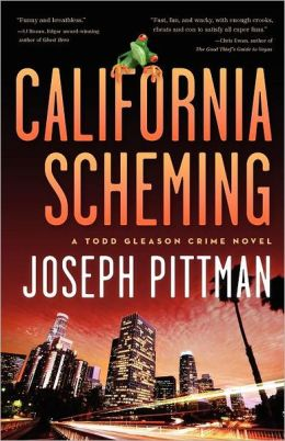 California Scheming: A Todd Gleason Crime Novel Joseph Pittman