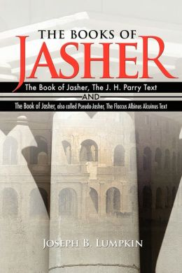 The Books Of Jasher