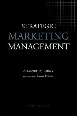 Strategic Marketing Management, 6th Edition