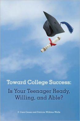 Toward College Success