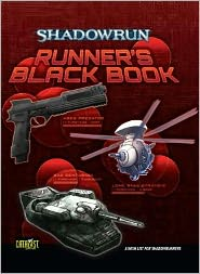 Shadowrun Runners Black Book