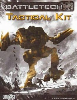 Battletech Tactical Kit: A Battletech Game Aid [With 13 Cards]