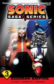 Book Cover Image. Title: Sonic Saga Series 3:  Eggman Empire, Author: Sonic Scribes