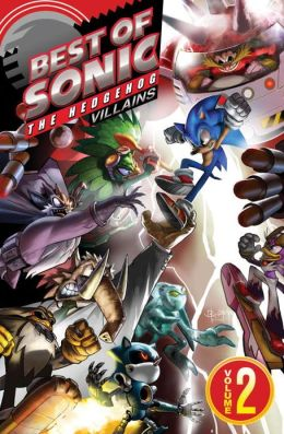 Best of Sonic the Hedgehog 2: Villains Sonic Scribes