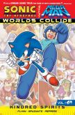 Book Cover Image. Title: Sonic / Mega Man:  Worlds Collide 1, Author: SONIC/MEGA MAN SCRIBES