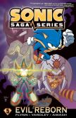 Book Cover Image. Title: Sonic Saga Series 5:  Evil Reborn, Author: Sonic Scribes