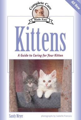 Kittens: A Complete Guide to Caring for Your Kitten