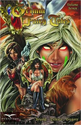 Grimm Fairy Tales Volume 7