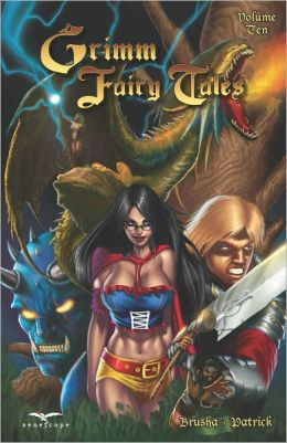 Grimm Fairy Tales Volume 10 Joe Brusha