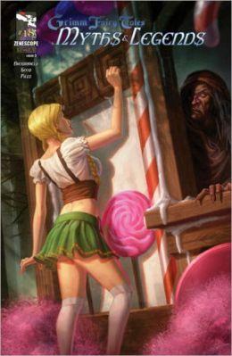 Grimm Myths and Legends, Volume 4
