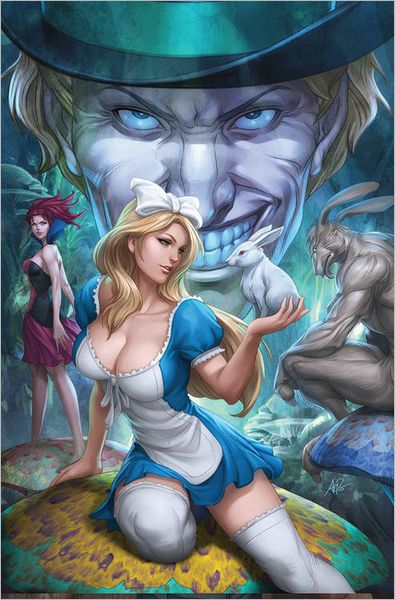 Alice in Wonderland (Zenescope edition)